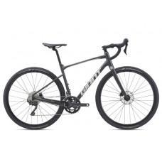 Велосипед Giant Revolt 0 чорн Gunmetal ML