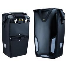 Сумка на багажник Topeak Pannier DryBag 25л, черный., 1400г, одна шт.
