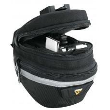 Сумка под седло Topeak SurvivalTool Wedge Pack II с / инструмент., 0,95-1,25л, с / фикс.F25, 445г