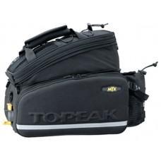 Сумка на багажник Topeak MTX TrunkBag DX, 12.3л, с доп. отделений. д / фляги, 985г
