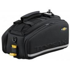 Сумка на багажник Topeak MTX TrunkBag EXP, 16,6л, с доп. отделений. д / фляги, 1195г