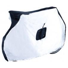 Чехол для шоссейных велос. Topeak Bike Cover, нейлон, UV-защита, черн. / Серебр.