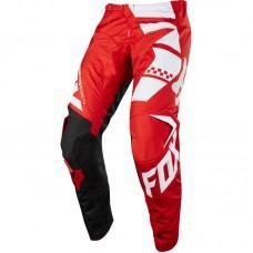 Детские мото штаны FOX KIDS 180 SAYAK PANT [RED] р. 4, 5