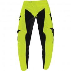 Детские мото штаны SHIFT YOUTH WHIT3 RACE PANT [FLO YELLOW] р. 24, 26, 28.