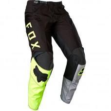 Мото штаны FOX 180 LOVL PANT [BLACK YELLOW] р.28, 30, 32, 34, 36, 38