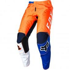 Мото штаны FOX 180 LOVL PANT [ORANGE BLUE] р.28, 30, 32, 34, 36, 38