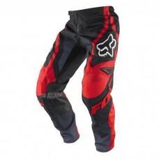 Детские мото штаны FOX Youth 180 Racepant [Red] р. 24, 26, 28