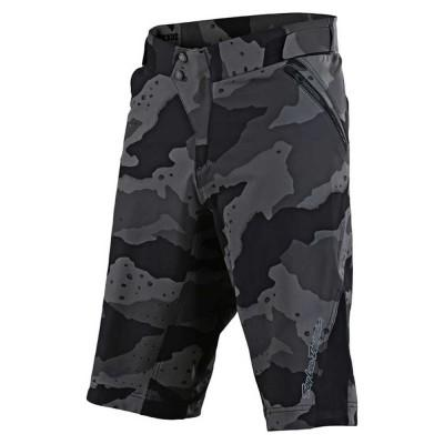 Велошорты TLD Ruckus Short Shell [Camo Gray]