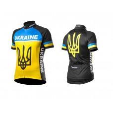 Веломайка ONRIDE Ukraine черно/желтый L
