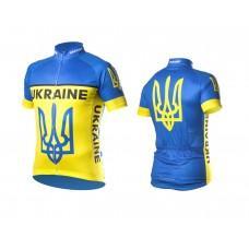 Веломайка ONRIDE Ukraine голубой/желтый L