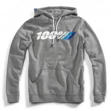 Толстовка Ride 100% MOTORRAD Hooded Pullover Sweatshirt [Gunmetal], M