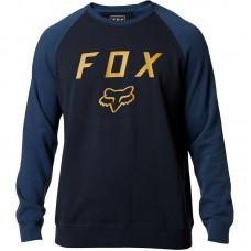 Кофта FOX LEGACY CREW FLEECE [INDIGO]