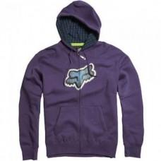 Толстовка FOX Ando Zip Front Fleece [PURPLE]