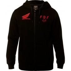 Толстовка FOX HONDA ZIP FLEECE [BLACK]