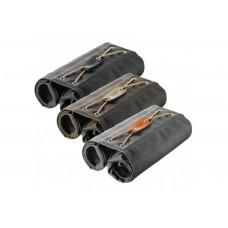 Сумка на багажник BROOKS BRICKLANE ROLL UP Panniers Black