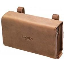 Сумка для инструмента, под седло BROOKS D-Shaped Tool Bag Aged