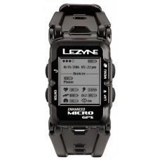 Часы LEZYNE GPS WATCH HR LOADED черный