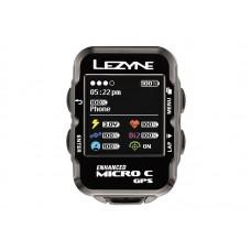 GPS компьютер LEZYNE MICRO COLOR GPS HRSC LOADED Чорний  MICRO COLOR GPS UNIT, HEART RATE MONITOR, SPEED AND CADENCE SENSOR, FORWARD MOUNT, USB CHARGER CABLE INCLUDED. INCLUDES MOUNT FOR HANDLE BARS/STEM AND 2 SMALL ORINGS, 2 LARGE ORINGS
