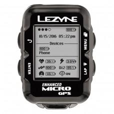 GPS Компьютер LEZYNE MICRO GPS HR LOADED Чорний  MICRO GPS UNIT, HEART RATE MONITOR, USB CHARGER CABLE INCLUDED. INCLUDES MOUNT FOR HANDLE BARS/STEM AND 2 SMALL ORINGS, 2 LARGE ORINGS