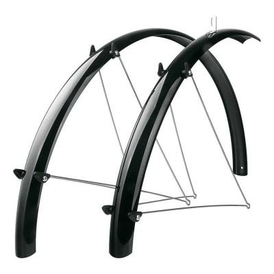 Крылья SKS FENDER-SET 46 MM BLACK