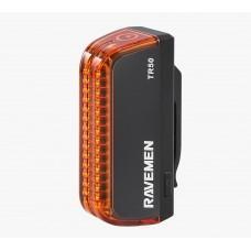Мигалка задняя Ravemen TR50BK USB 50 Люмен Черная