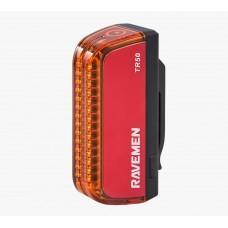 Мигалка задняя Ravemen TR50RD USB 50 Люмен Красная