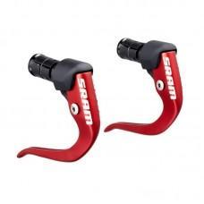 Тормоза - Ручки механические SRAM AM BL AERO 500 BRAKE LEVER SET RED