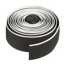 Обмотка руля PRO Sport control EVA,черно-белая