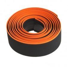 Обмотка руля PRO Sport control EVA,черно-оранжевая
