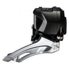 Переключатель передний Shimano  DEORE XT FD-M8070 Di2, 2X11 , 66-69град, для 34/38T, без хомута