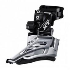 Переключатель передний Shimano  DEORE XT FD-M8025-H  3X11скор., LOW CLAMP, TOP-SWING