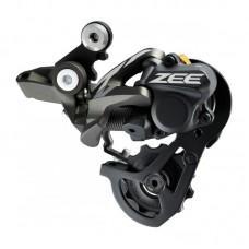 Переключатель задний Shimano ZEE RD-M640 SS, 10-скор., SHADOW+ для FR 11-32/11-36T, короткий рычаг.