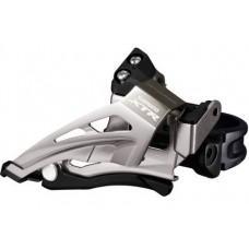 Переключатель передний Shimano  XTR FD-M9025 Top-Swing  2×11скоростей  TOP-SWING, 34,9/31,8мм адапт, универс.тяга