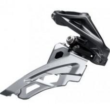 Переключатель передний Shimano DEORE FD-M6000-H, 3×10скор., High Clamp Side-Swing передня тяга