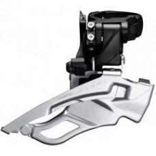 Переключатель передний Shimano DEORE FD-T6000-H, 3×10скор., DOWN-SWING,DUAL-PULL хомут