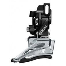 Переключатель передний Shimano SLX FD-M7025-D  2×11скор.  прямой монтаж, DOWN-SWING универсальная тяга