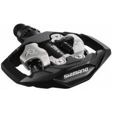 Педали Shimano PD-M530, SPD рамка, черный