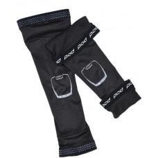 Мото носки POD KX Knee Sleeve (PR) MD/LG [Black]