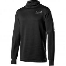 Джерси FOX DEFEND THERMO HOODED JERSEY [BLACK]