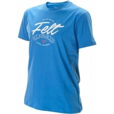 Футболка FELT T-Shirt Ride and Believe men, blue, size M