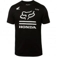 Футболка FOX HONDA PREMIUM TEE [BLK]