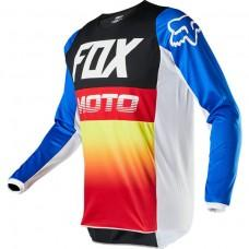 Мото джерси FOX 180 FYCE JERSEY [BLUE RED]