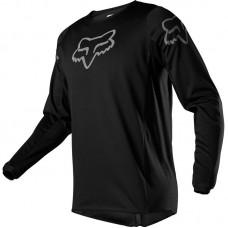 Мото джерси FOX 180 PRIX JERSEY [BLACK BLACK]