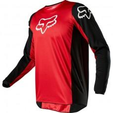 Мото джерси FOX 180 PRIX JERSEY [FLAME RED]