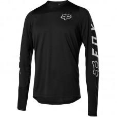 Вело джерси FOX DEFEND JERSEY [Black]