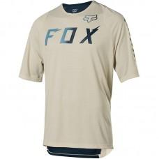 Вело джерси FOX DEFEND WURD JERSEY [NAVY]