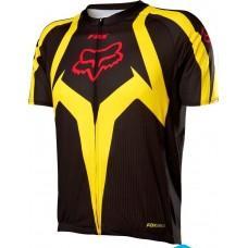 Вело джерси FOX LIVEWIRE RACE Jersey [Yellow]