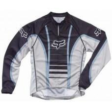 Вело джерси FOX Race L/S Jersey [Blue]