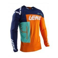 Мото джерси LEATT Jersey GPX 4.5 Lite [Orange]