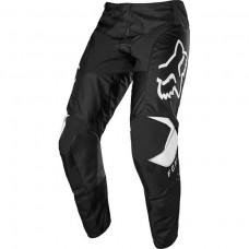 Мото штаны FOX 180 PRIX PANT [BLACK WHITE] р. 32, 34, 36, 38, 40, 42, 44